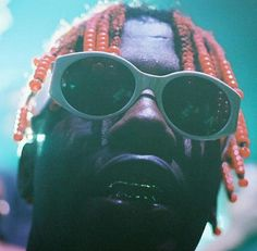 Lil Yatchy! Lil Boat! He's coming with the heat and bring back hair beads!