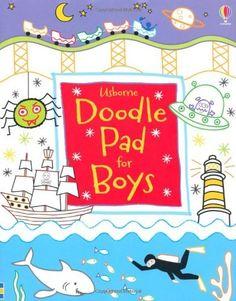 Usborne Doodle Pad for Boys (Usborne Activity Pads) von Kirsteen Rogers