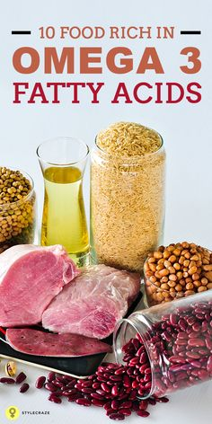1000 Ideas About Essential Fatty Acids On Pinterest