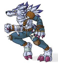 Digimon World Championship: WereGarurumon