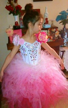 Pageant ball gown $250