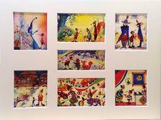 La storia di Pinocchio - Stampe di Massimo Pantani, Pantani Arte San Gimignano (Siena)