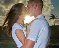 Nina &Colin Engagement Photo Session - Delray Beach - April 2012