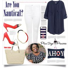 Plus Size Summer Wardrobe For Women Over 40 (2)