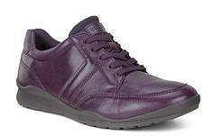 73a423b7b374 Ecco Mobile III Ladies Lace Up Casual Shoe 215143-59968 - Mauve L 59968 - 39