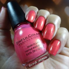 Cream Pink - SinfulColors