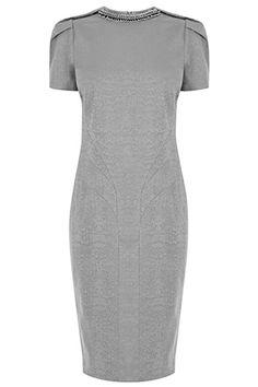 Jasmin Animal Jacquard Dress #Bastyan #SS14