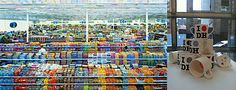 Spot Shops- Art is a commodity-ness outlier, a black swan out at the far edge of the consumer economy's left field. Andreas Gursky, Damien Hirst, Consumerism, Postmodernism, The Past, Photo Wall, Post Modern, Black Swan, Frame