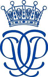 Monogram for Prince Carl Philip of Sweden