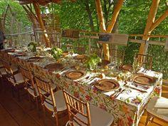 The Morris Arboretum Of University Pennsylvania Treehouse Wedding