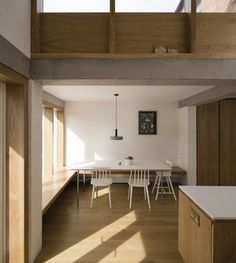 Ryan Kennihan - Catherine's House, Dublin Timber Architecture, British Architecture, Architecture Awards, Architecture Office, Architecture Design, Dublin House, Kitchen Booths, Cottage Interiors, House Extensions