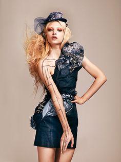 Lado Alexi: Vogue