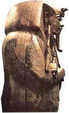 Basic Funeral Equipment - Innermost Golden Coffin