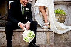 #wedges #wedding #shoes  More Wedding Ideas at www.facebook.com/...