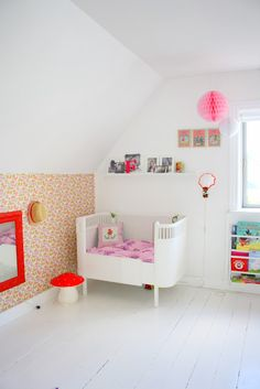 sweet little girl's room