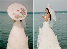 sombrillas japonesas para bodas - Buscar con Google