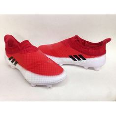outlet store 1be83 797e5 Adidas Messi - Discount Adidas Messi 16 Pureagility FG AG Red White Football  Shoes