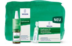 Weleda - German skin care and much more
