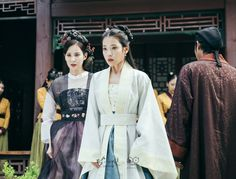 Hae Soo's Hanboks in Scarlet Heart Ryeo Korean Hanbok, Korean Dress, Korean Outfits, Korean Traditional Dress, Traditional Dresses, Moon Lovers Drama, Scarlet Heart Ryeo, Iu Hair, Dynasty Clothing
