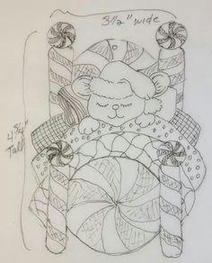 Free Donna Hodson pattern