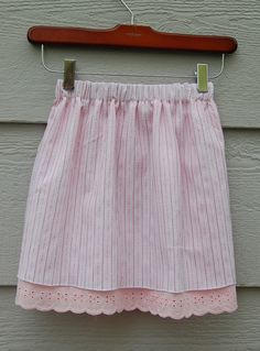 ikat bag: How To Sew A Skirt When You Are 5 Years Old