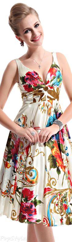 Festive Satin Dress