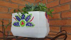 Lulis Artes: Meus vasinhos de suculentas