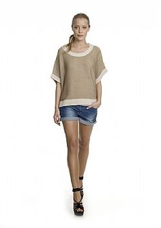 TWIST & TANGO Eden Sweater Sand