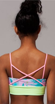double straps for comfort. | Go With The Waves Tankini