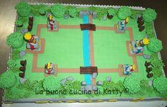 Katty's cakes - Le torte di Katty : Clash Royal Cake - Torta Clash Royal