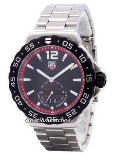 Tag Heuer Formula 1 Grande Date WAU1114.BA0858 Men's Watch