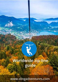 Over 35 of the world's best, longest, fastest and most unique zip-lines from over 20 countries. Travel Goals, Travel Pics, Destinations, Fremont Street, Rappelling, Over The River, Get Outdoors, Travel Activities, Big Island