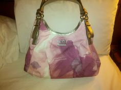 This is my fav purse.. Got it a few years ago... My spring shadow