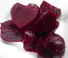 Super Easy Pickled Beets canning recipe