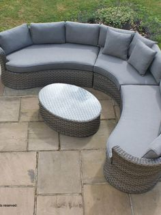 Captivating At Rattan Garden Furniture, We Offer A Wide Range Of Stylishly Designed,  Comfortable And Great Pictures