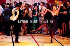 The Perks of Being A Wallflower, Living Room Routine, Dance, Sam & Patrick