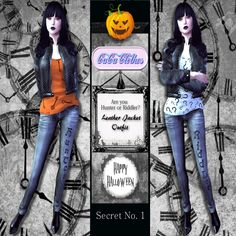 CuCus 13 SeCrets Halloween Hunt For Group Members