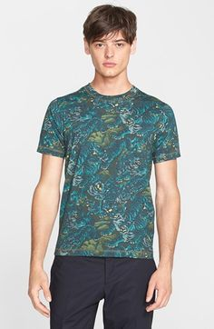 KENZO Tiger Print T-Shirt available at #Nordstrom