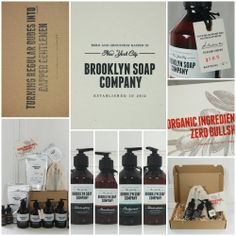 it's all about brooklyn and your beard! Soap Company, Brooklyn, Organic Beauty, Knowledge