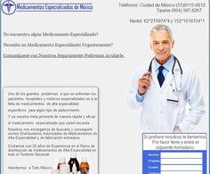 medicamentos especializados mexico