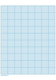 Printable 8 Squares Per Inch Blue Graph Paper for A4 Paper A4 Paper, Graph Paper, Printable Paper, Squares, Free Printables, Journaling, Templates, Blue, Ideas