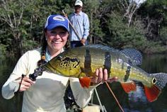 Camille Egdorf hosted a trip at Agua Boa Amazon Lodge in 2013. She had a fantastic time, and she'll be hosting trips here again in December of 2014 and 2015.