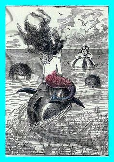 Playing Mermaids