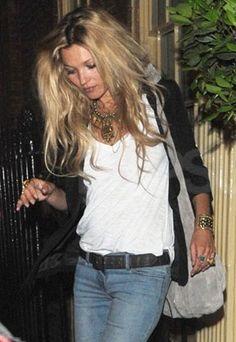 Kate Moss  such a rocking BA!