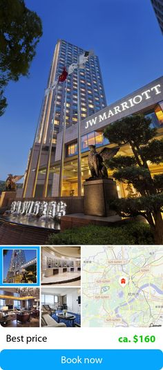 JW Marriott Hotel Hangzhou (Hangzhou, China) – Book this hotel at the cheapest price on sefibo.