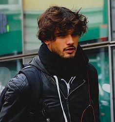 A|X SPOTTED: MARLON TEIXEIRA IN MILANO  Brazilian male-model-super-star Marlon Teixeira was spotted in Milan heading to the Giorgio Armani Menswear Fall/Winter 2013 Fashion Show.
