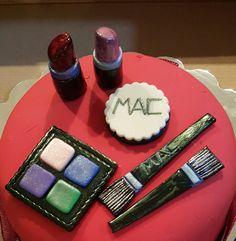 MAC Make up Cake 3/2017
