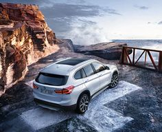 On the road or not... The xDrive all-wheel drive system in the BMW X1 gives you the power to shift your boundaries.