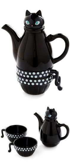 Kitty Tea Set ♥ L.O.V.E.