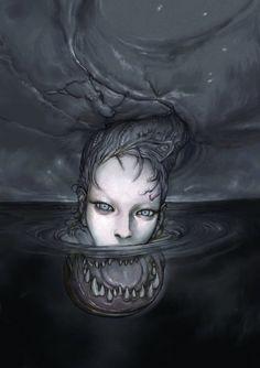 Psyche Diver Volume 2 Cover by Katsuya Terada by BikooJP on DeviantArt